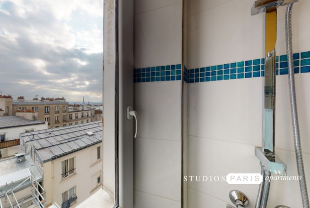 Tower In The Shower